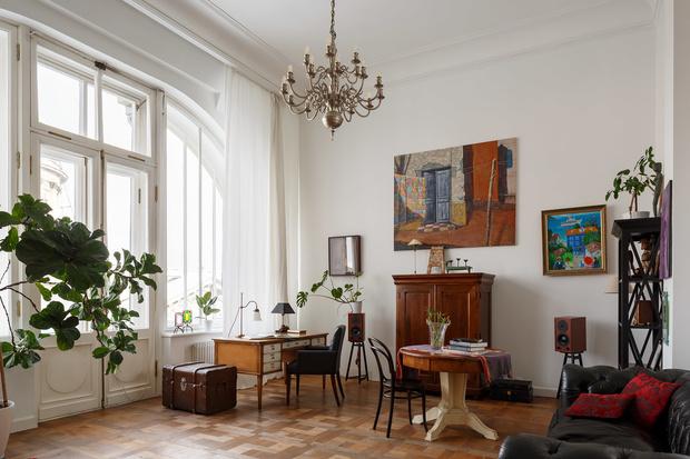 ELLE DECORATION в гостях у декоратора Алены Светлицы (фото 8)