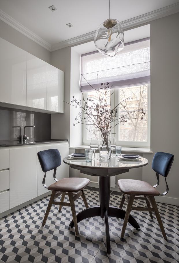 Квартира 53 м²: проект бюро Porte Rouge (фото 11)