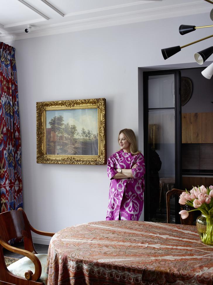 Династия: квартира Александры Вертинской (фото 9)