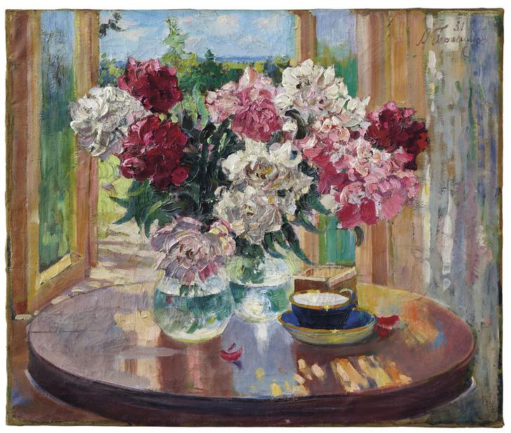 Шедевры русского искусства на выставке Christie's в Москве (фото 10)