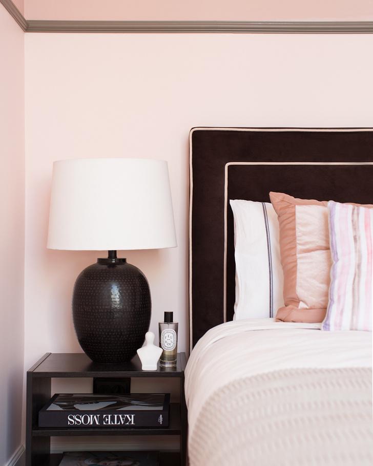 Розовый цвет в интерьере: как использовать и с чем сочетать (фото 3)