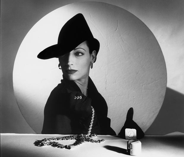Очень ярко: сильные женщины и знаковые украшения в объективе Питера Линдберга (фото 5)
