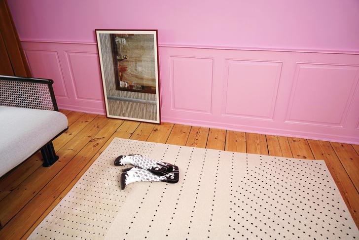 Fritz Hansen: коллекция ковров по дизайну Цецилии Манц (фото 7)