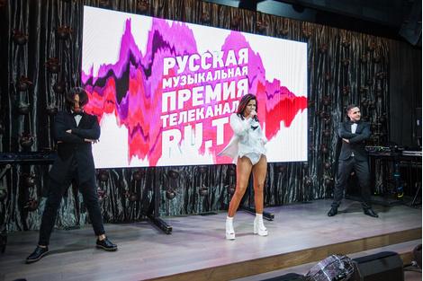 Объявлены номинанты Русской Музыкальной Премии RU.TV 2016   галерея [1] фото [4]