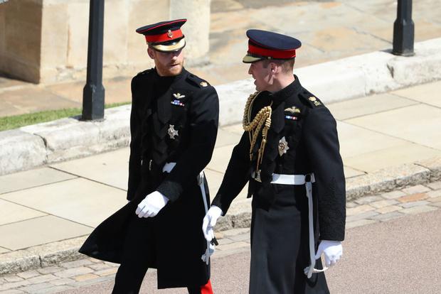 Свершилось! Принц Гарри и Меган Маркл стали мужем и женой (фото 1)