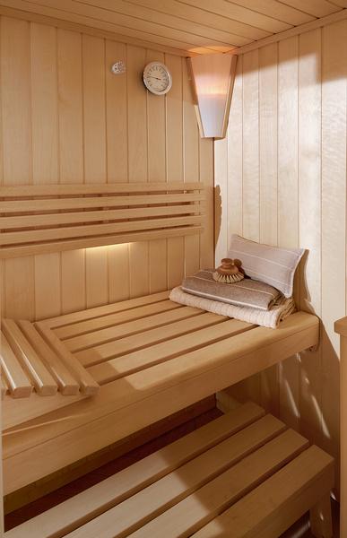 Сауна для ванной комнаты от Villeroy & Boch | галерея [1] фото [2]