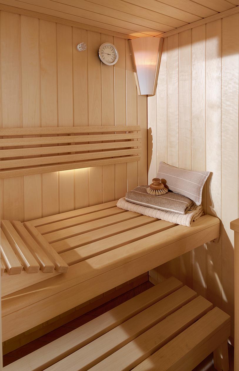 Сауна для ванной комнаты от Villeroy & Boch   галерея [1] фото [2]
