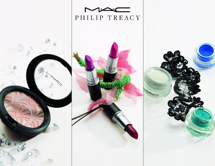 Коллекция макияжа Филипа Трейси специально для М.А.С