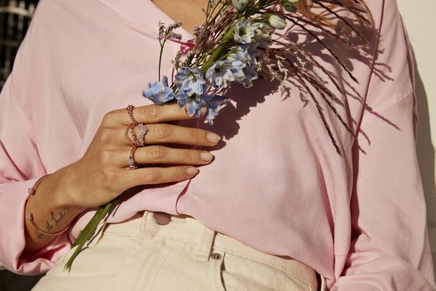 Времена года: нежная весенняя коллекция Pandora, которая особенно понравится любителям цветов (фото 3)