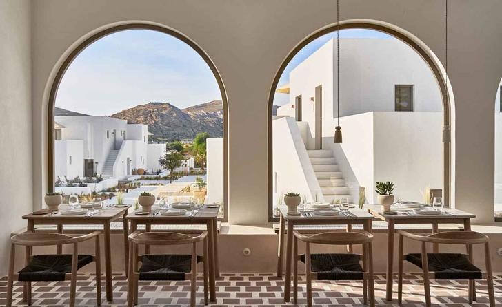 Parilio: новый дизайнерский отель на острове Парос (фото 9)