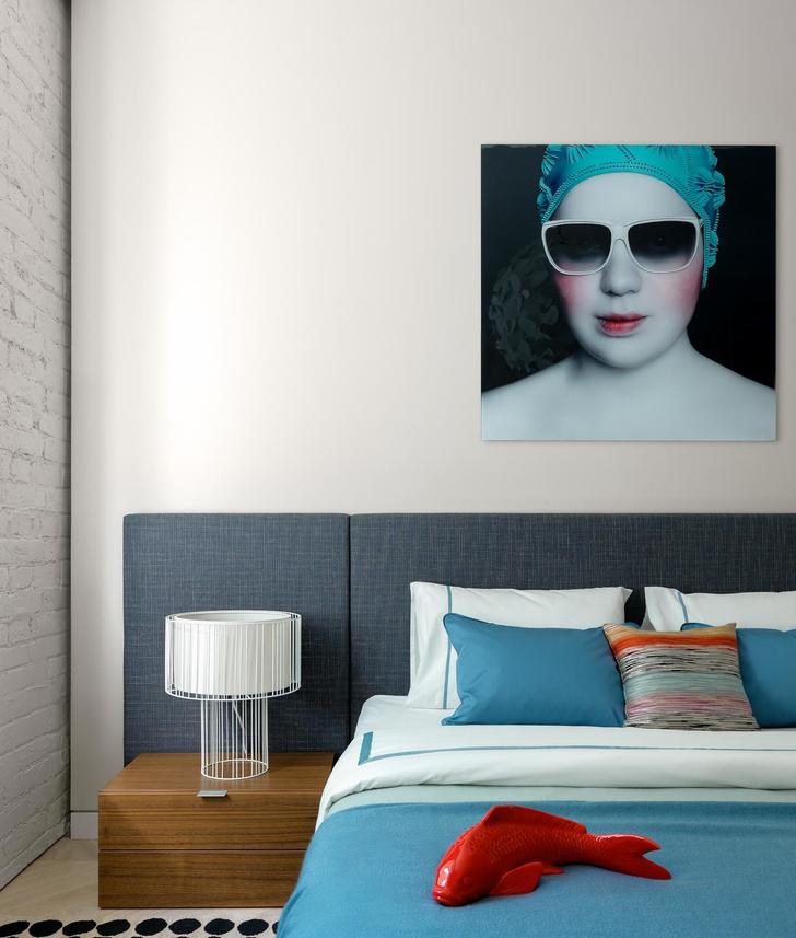 Форма цвета: квартира 90 м² на Патриарших прудах (фото 8)
