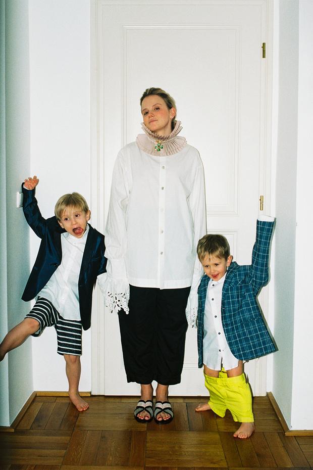 Кулинарный влогер Ира Лукинова — о том, что не бывает идеальных мам и одинаковых детей (фото 7)
