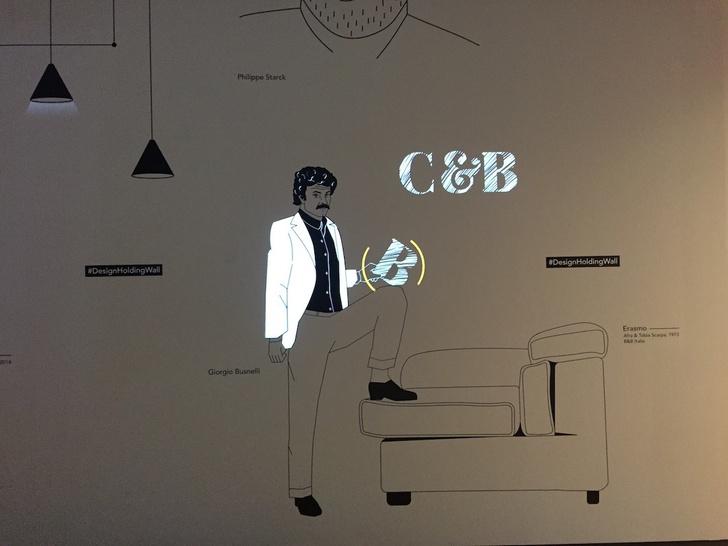 Конец эпохи: Джорджо Буснелли покидает пост главы B&B Italia (фото 10)