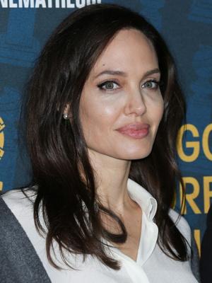 Синяя птица: новый выход Анджелины Джоли (фото 2)