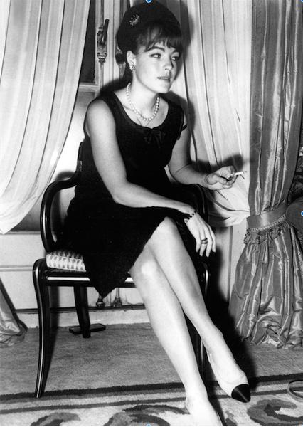Икона стиля: самые знаменитые туфли Chanel в истории | галерея [1] фото [1]