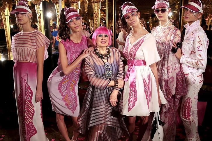 ИКЕА объявила о коллаборации с модельером Зандрой Роудс (фото 4)