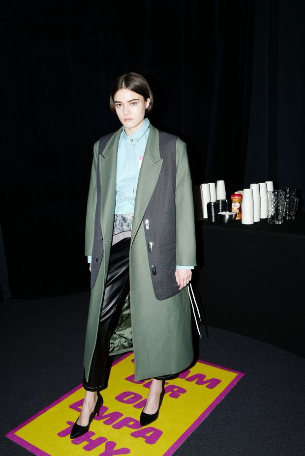 Walk of Shame впервые представил коллекцию на Неделе моды в Париже (фото 9)