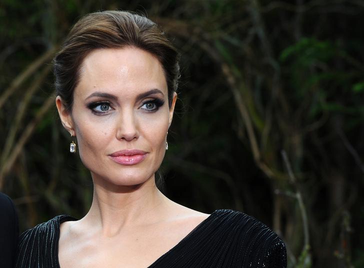 Анджелина Джоли призналась, что не хотела быть актрисой (фото 1)