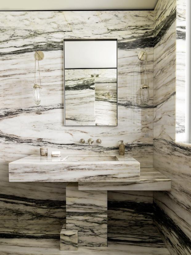 Тренды 2020: дизайн ванной комнаты (фото 22)