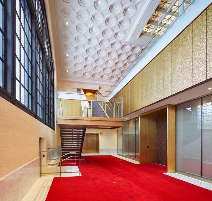 Новый дом Сената Канады в здании бывшего вокзала Оттавы (фото 6)