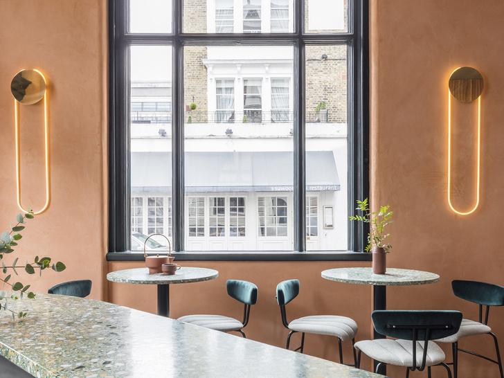 Солнечное Средиземноморье: ресторан в Лондоне (фото 6)