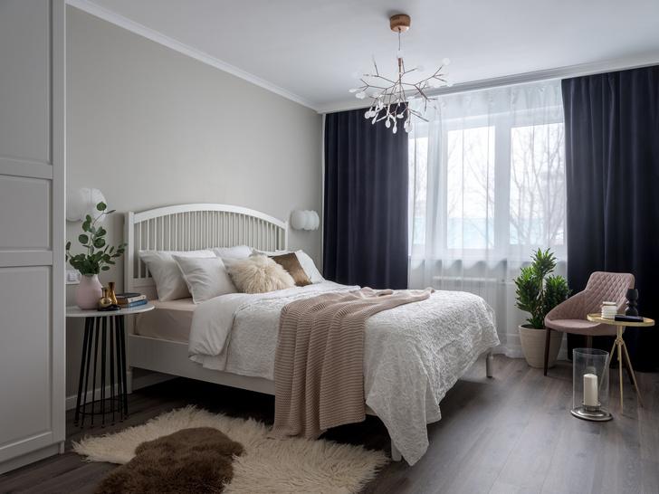 Квартира 73 м² для семьи стилиста (фото 10)