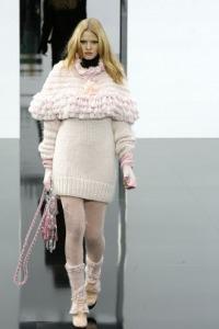 фото с показа Chanel