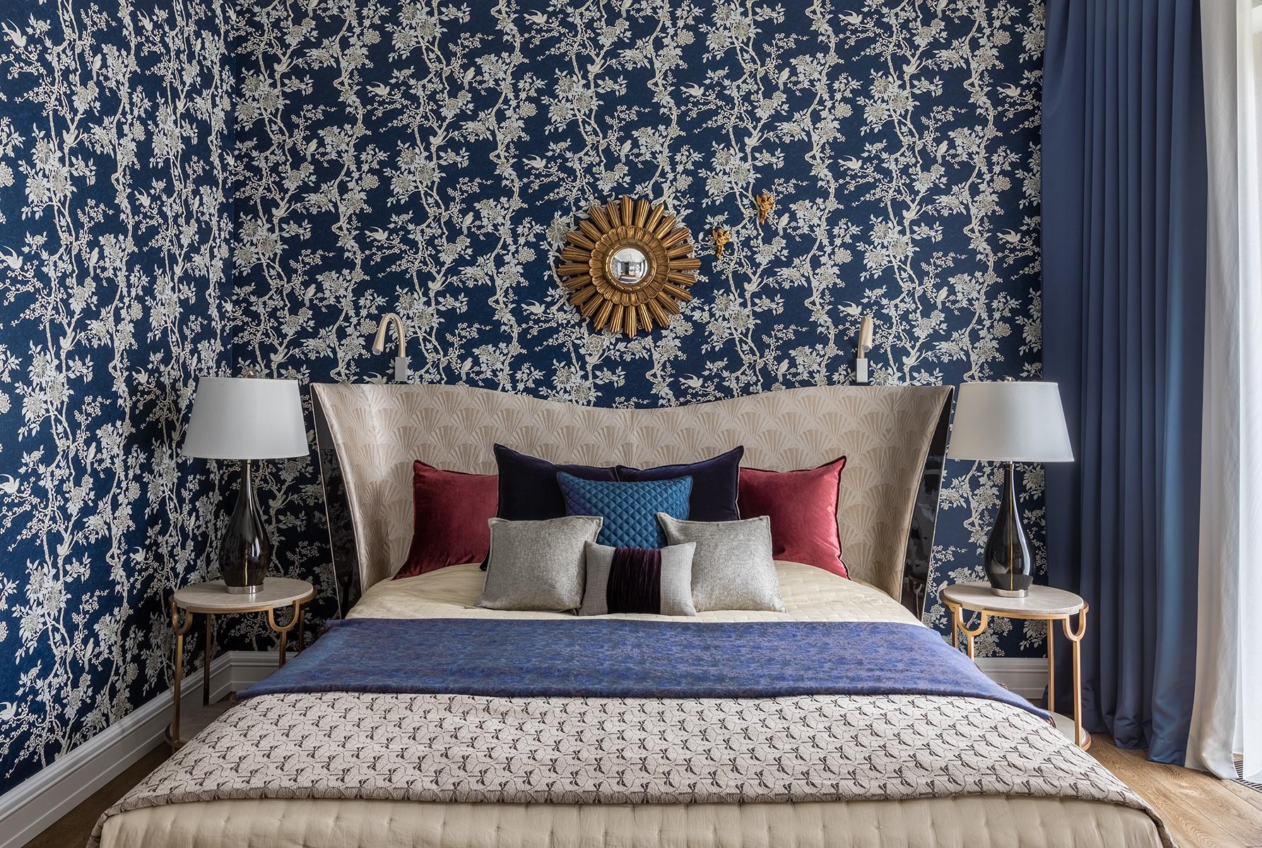 Синие спальни (галерея 0, фото 11)