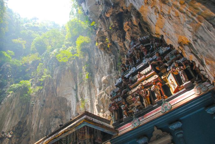 Пещеры Бату, Малайзия