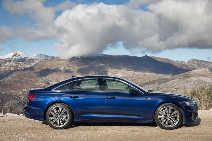 Апгрейд в бизнес-классе: 10 преимуществ нового Audi A6 (фото 9)