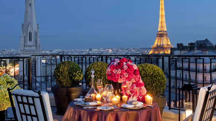 Four Seasons George V, Париж, Франция