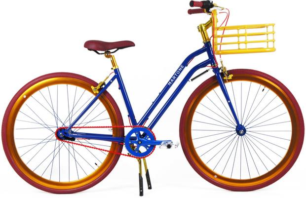 Поехали! Дизайнерские велосипеды и аксессуары для велопрогулок. (фото 4)