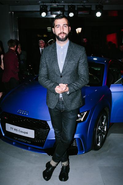 Российская премьера нового автомобиля Audi | галерея [1] фото [5]