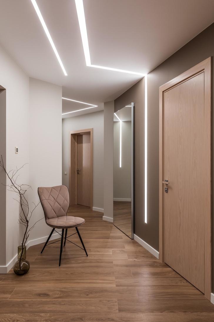 Нежная пудра: квартира 120 м² в Сочи (фото 8)