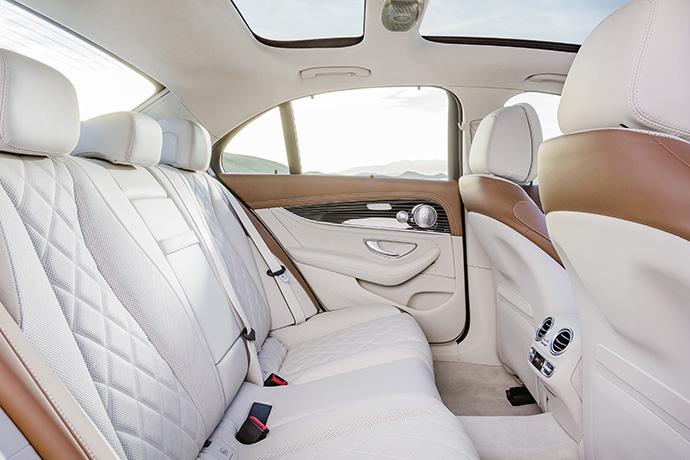 Новый седан Е-Класса от Mercedes-Benz 3