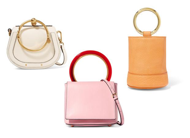 Модные тренды женских сумок (фото 11)