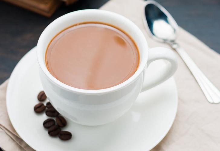 1. Слишком много кофе