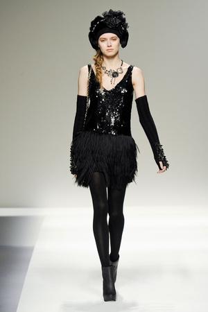 Показы мод Blugirl Осень-зима 2012-2013 | Подиум на ELLE - Подиум - фото 1530