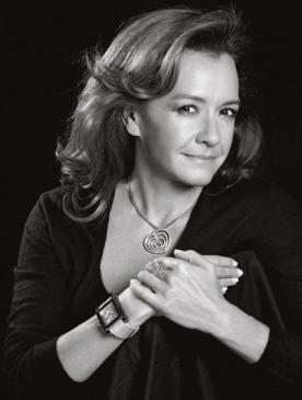 Каролина Шойфеле, креативный директор Chopard