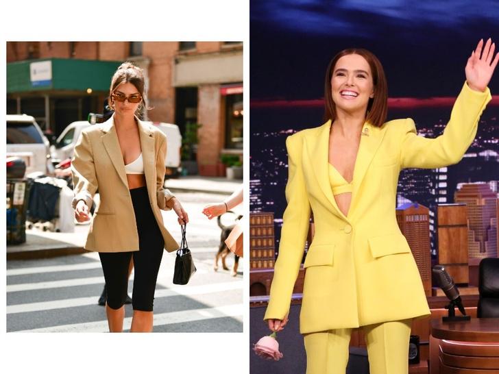 Микротренд: бра и пиджак в одной палитре (фото 1)