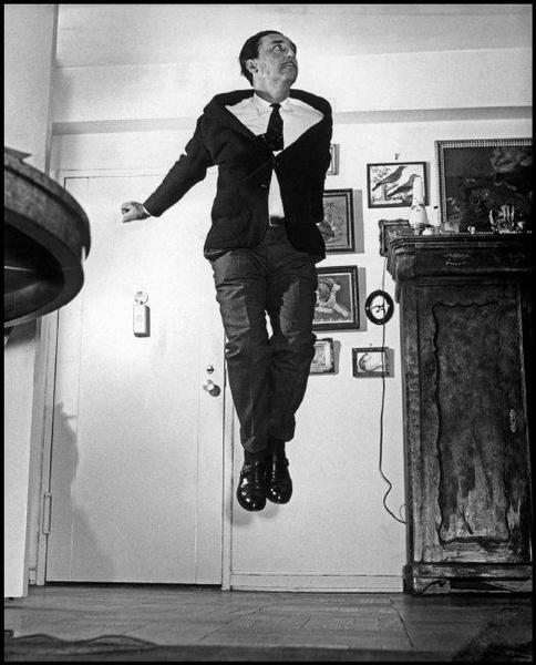 Открывается выставка Филиппа Халсмана «Прыжок» | галерея [1] фото [8]