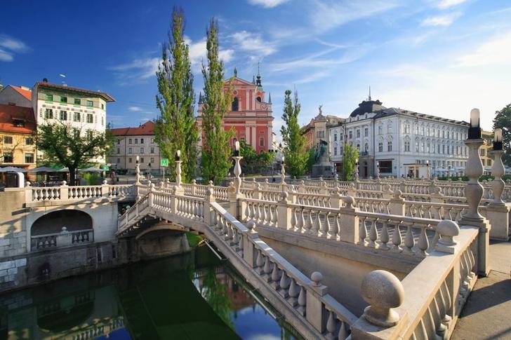 Йоже Плечник: знаковые проекты словенского архитектора (фото 15)