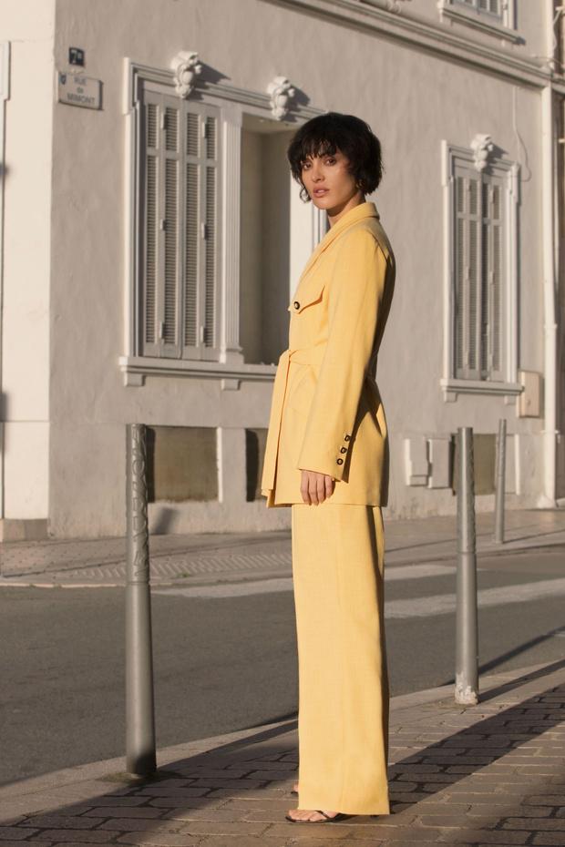 Пальто и пиджаки, какого цвета нужны вам этой весной? (фото 1)