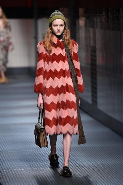 Показ Gucci на Неделе моды в Милане | галерея [1] фото [35]