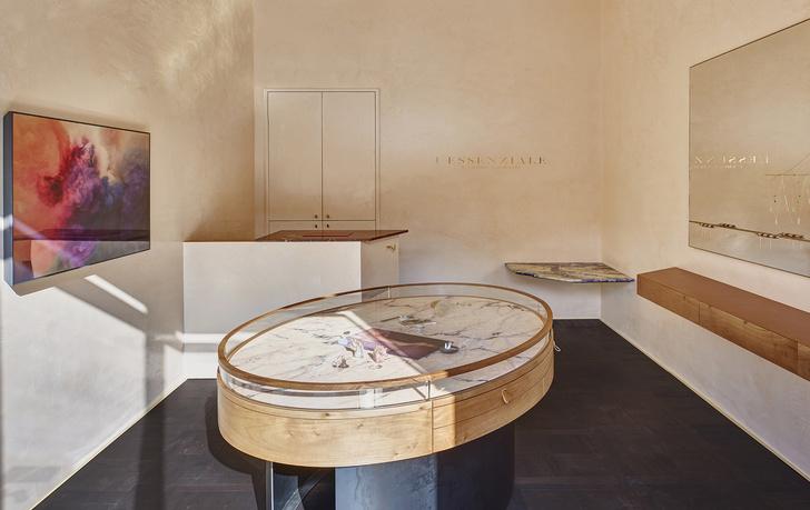 Бутик ювелирных украшений Atelier VM в Милане (фото 0)