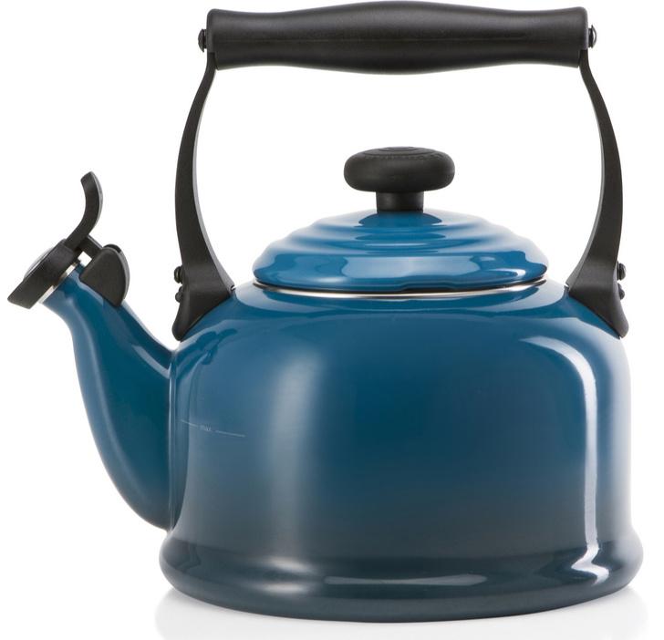 Чайник «со свистком»: неэлектрические чайники для стильной кухни (фото 11)
