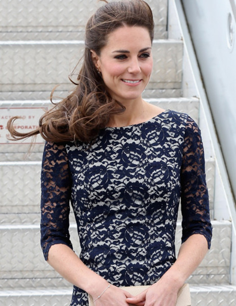 The Duke And Duchess Of Cambridge Canadian Tour-2