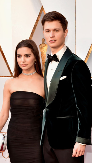 Рука об руку: самые красивые пары «Оскара-2018» (фото 20)