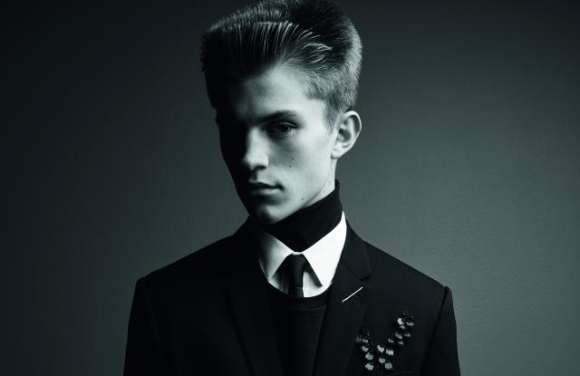 Патрик Демаршелье снял рекламную кампанию Dior Homme (фото 1)