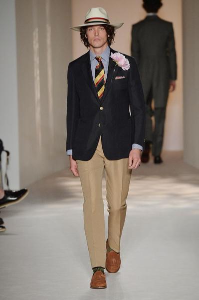 Неделя мужской моды в Лондоне: главные показы и гости | галерея [1] фото [2]